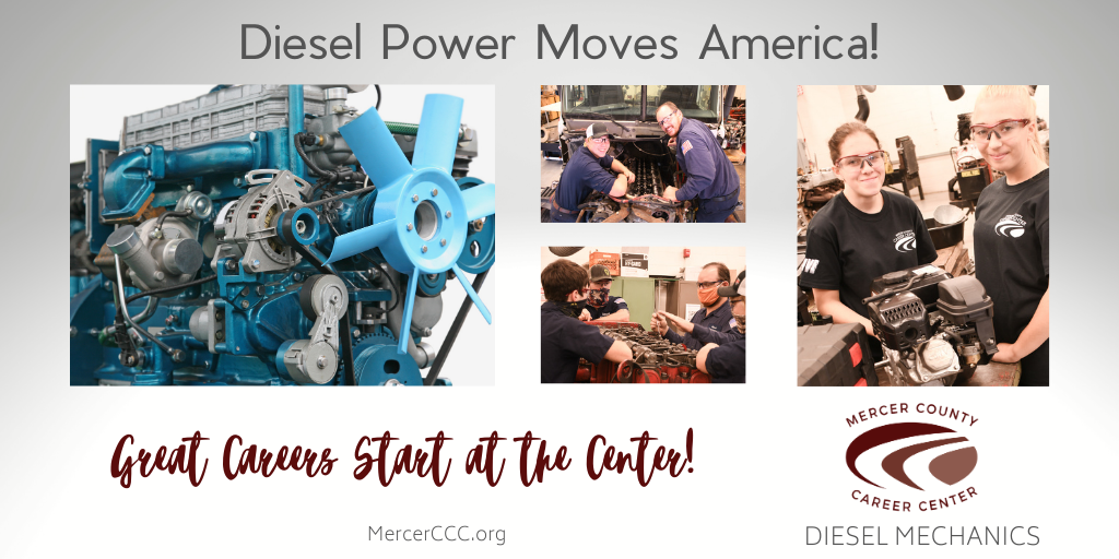 MCCC Diesel Mechanics Program