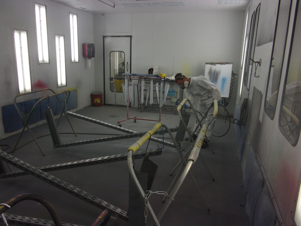 Collision Repair and Refinishing