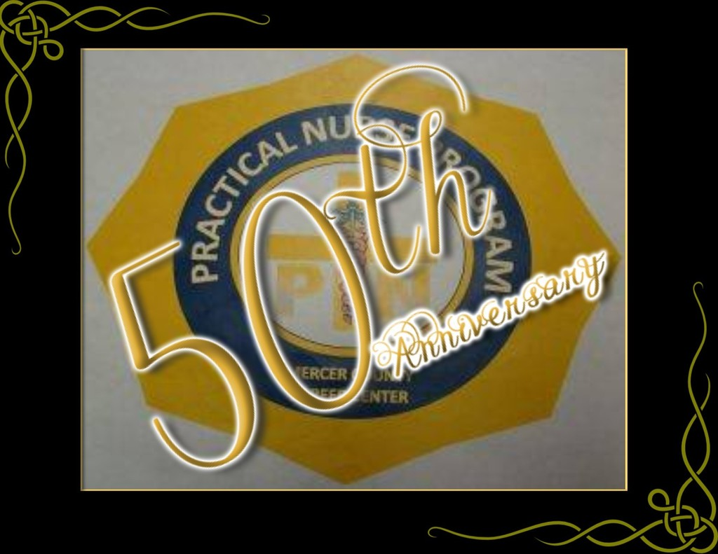 50th Anniversary Log